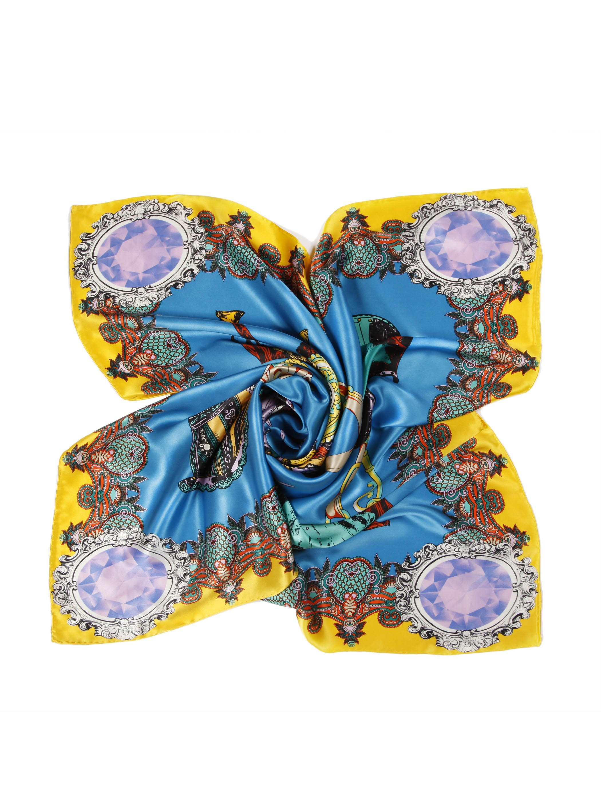 Buy low price, high quality brightly colored scarves with worldwide shipping on hereffil53.cf