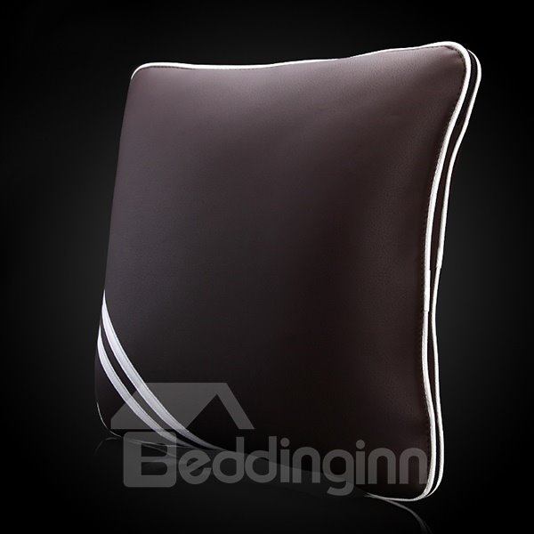 Premium Concise Designed Dual Colored Multifunctional Foldable Blacket Car Pillow
