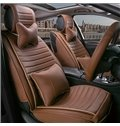 Elegant and Durable Classic Designed Pure Colored Car Seat Cover Set