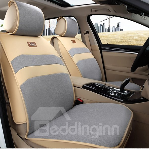 Fashionable Consice Designed Dual Colored Car Seat Cover