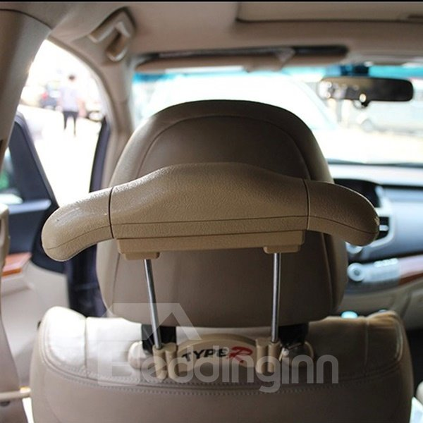 Creative Adjustable Suit Hanger Seatback Car Organizer