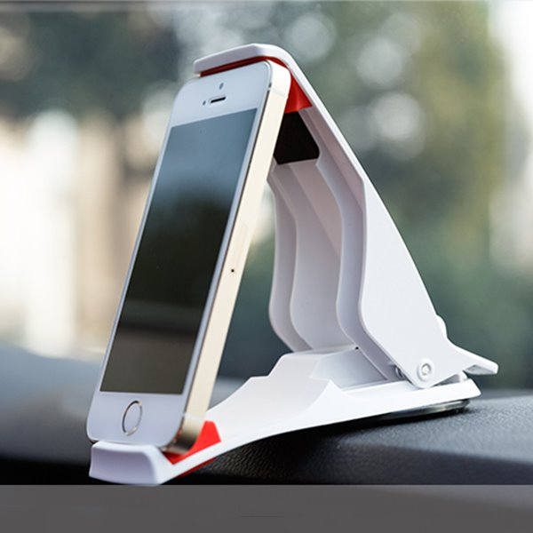 Fashionable Mouth Style Flexible Car Phone Holder