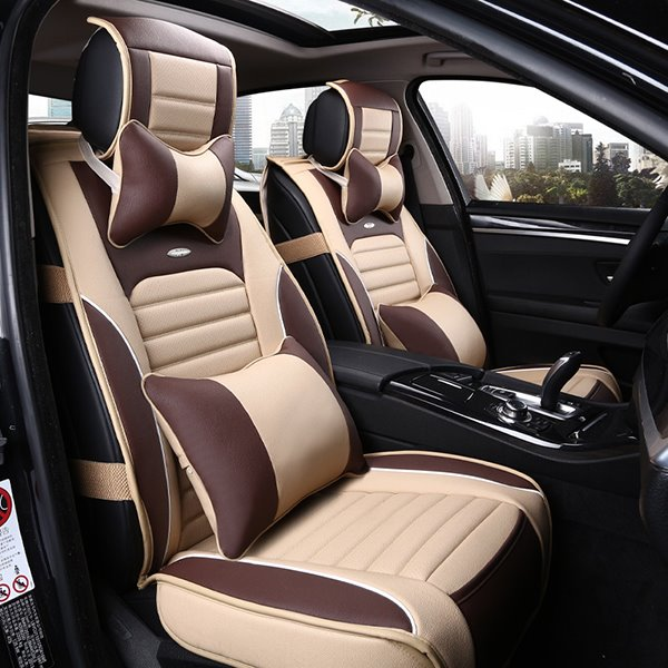 Sporty style design durable pu leatherette material and - Most popular car interior colors ...