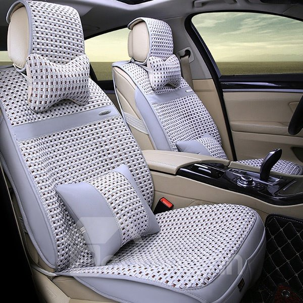Creative And Cute Small Polka Dots Patterned Car Seat