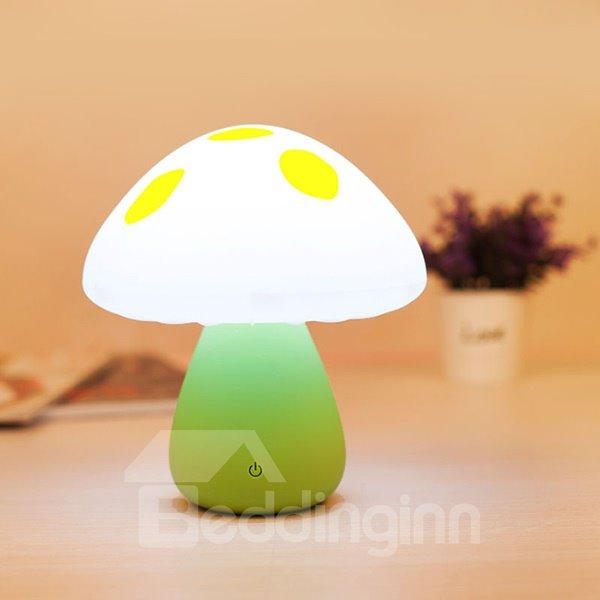 Creative Touch Control Mushroom Design LED Nightlight