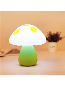 Creative Touch Control Mushroom Design LED Nightlight