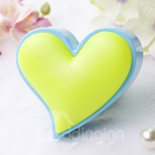 Romantic Lightness-Operated Hearty-Shaped LED Nightlight