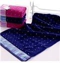 High Class Noble Little Dots 100% Cotton Face Tower