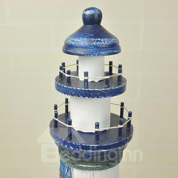 Wonderful Mediterranean Lighthouse Desktop Decoration