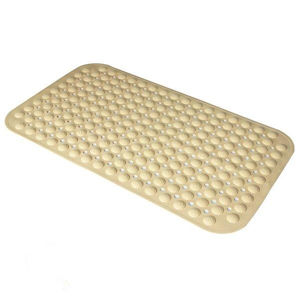 Concise Design Solid Color Waterproof Bath Mat