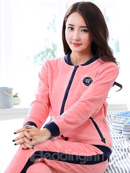 New Fashion Homedress Pink Women