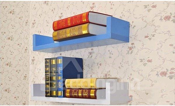 Creative U-Shaped 1-Piece Wall Shelf