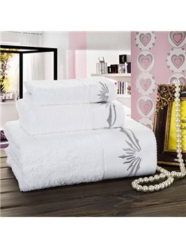 High Class Hotel Quality Thick 100% Cotton Bath Tower Set