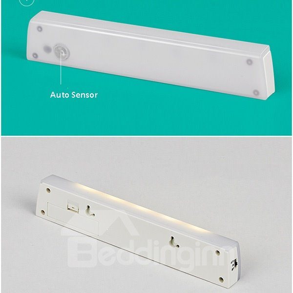 Wonderful Sensor Auto On-Off Wardrobe Drawer Stick-On LED Light