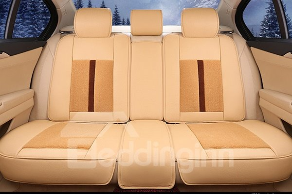 Concise and Elegant Durable Special Slim Designed Universal Fit Car Seat Cover