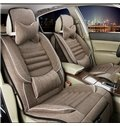 Classic Style Comfy Linen Universal Fit Car Seat Cover