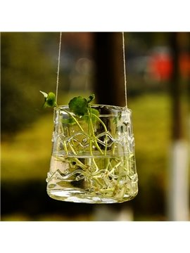 Creative Home Decoration Hanging Glass Wall Vase