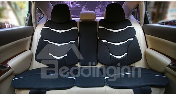 Unique Patterned High-Tech Designed Universal Fit Car Seat Cover