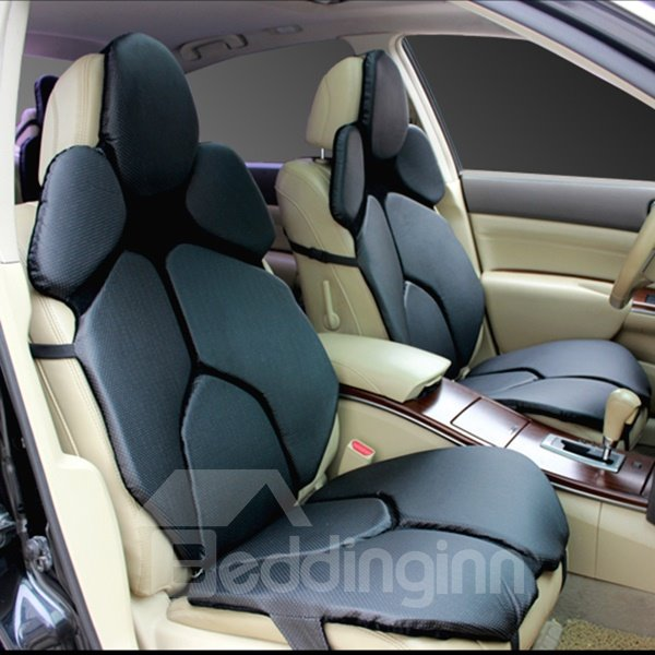 unique patterned spaceship designed comfortable universal fit car seat cover. Black Bedroom Furniture Sets. Home Design Ideas