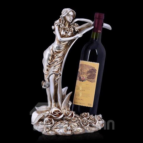 Exquisite Beauty Design Resin Wine Holder