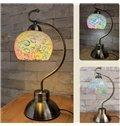 Vintage Mediterranean Style Table Lamp