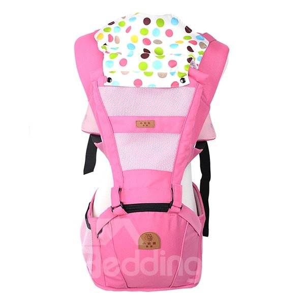 Super Cute Bright Color Multi Functional Baby Carrier