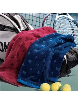 Soft Sports Specific Elongated Towel