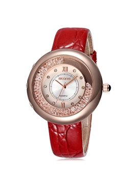 Women's Distinct Rolling Ball Decoration Watch