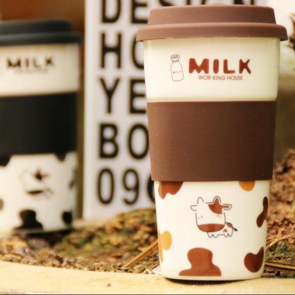 Wonderful Travel Cup Milk Cup Design Ceramic Coffee Cup 11657007