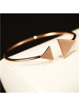 Women' s Popular Simple Punk Style Bracelet