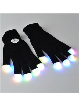 New Style Super Cool LED lighting Novelty Gloves