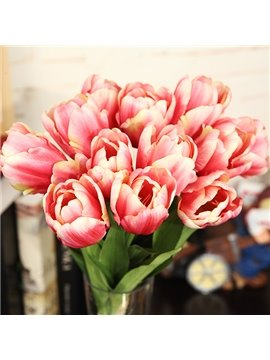 Fabulous 6-Piece Tulip Artificial Flowers
