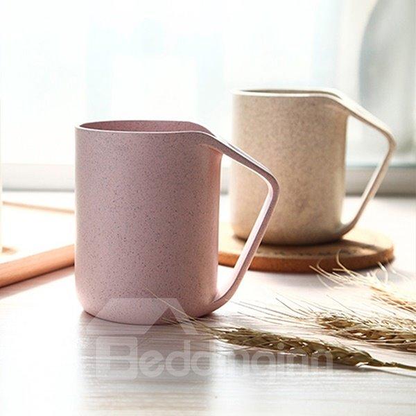 Creative Red Dot Eco-friendly Coffee Mug
