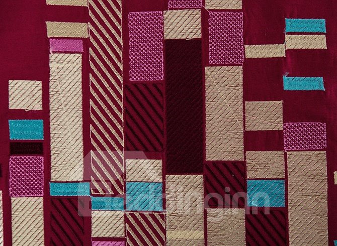 Amazing City Scene Cotton 4-Piece Duvet Cover Sets