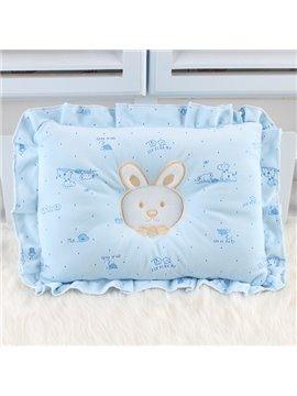 Cute Rabit Design U Shape Prevent Flat Head Baby Pillow