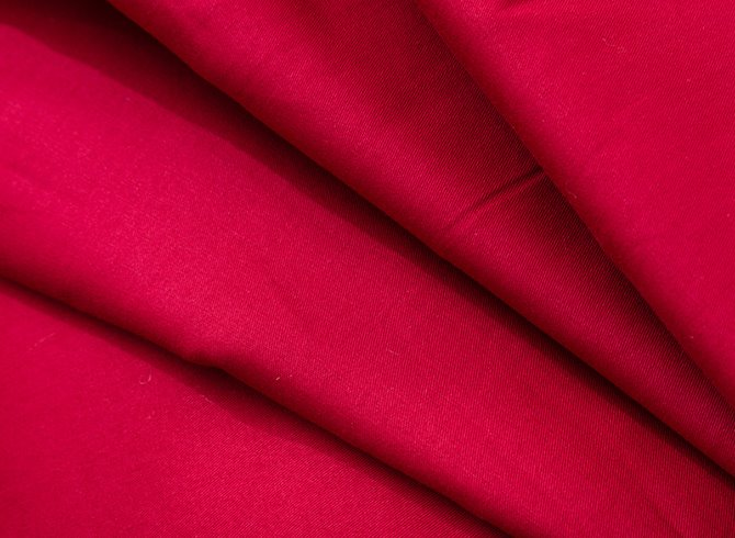 Luxury Pure Cotton Red 4-Piece Duvet Cover Sets