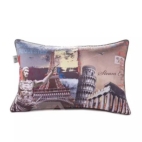 Art of European Cultural Renaissance Paint Throw Pillow