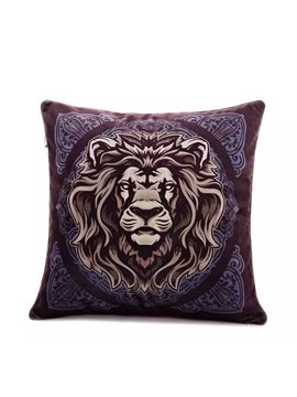 The Lion King Paint Throw Pillow
