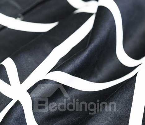 Fashion Simple Style Cotton Bedding Sets