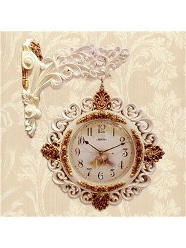 Modern Fashion Creative European Style Wall Clock for Living Room