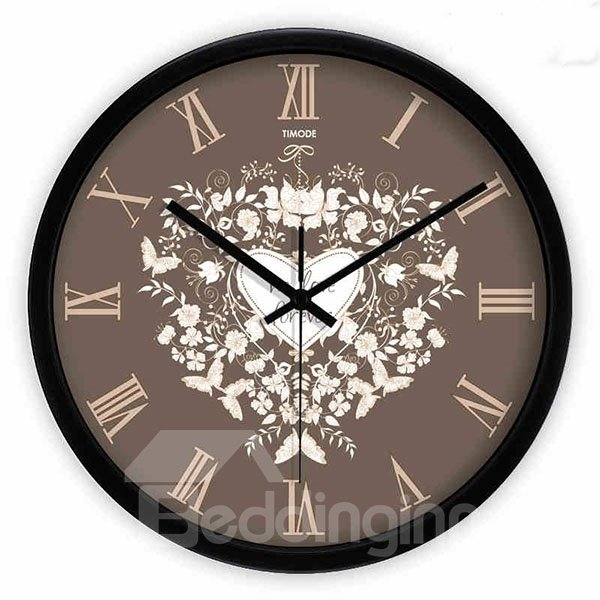 Creative European Style Artistic Wall Clock