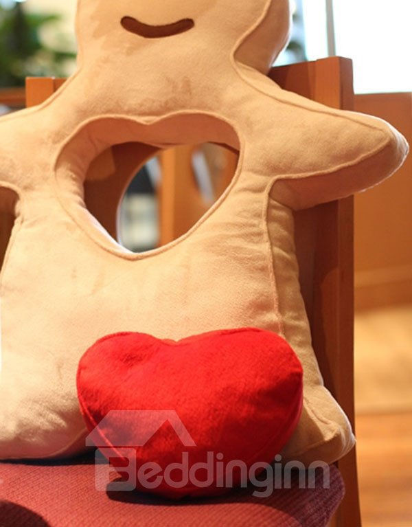 New Arrival Sweet Design Boyfriend Multifunctional Throw Pillow