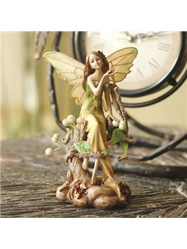 Creative European Style Angel Desktop Decoration