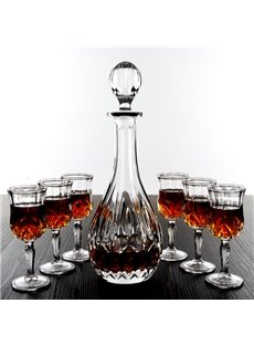 Gorgeous European Style Krystal Wine Glasses sets