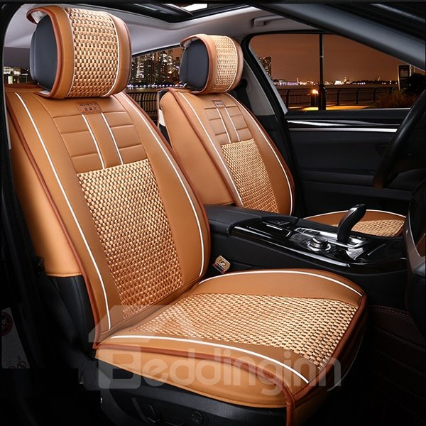 Business Type Luxurious Designed Popular Five Universal Car Seat Covers