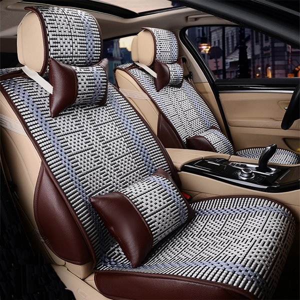 The Most Popular New Summer Ice Silk Seat Covers