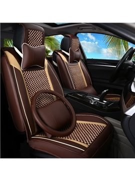 China's Most Popular Ice Silk Seat Covers