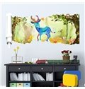 New Arrival Sheep in Forest Pattern 3D Wall Stickers