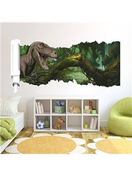 New Arrival Dragon Pattern 3D Wall Stickers
