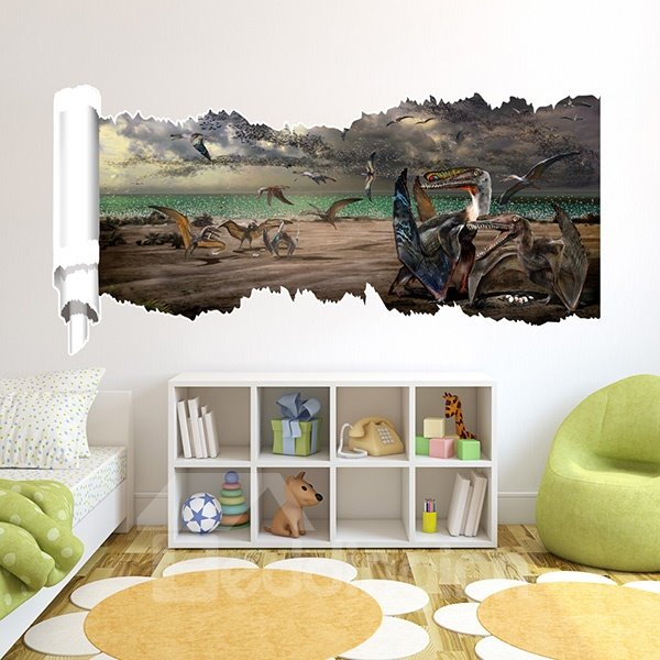 New Arrival Creative Dragon 3D Wall Stickers